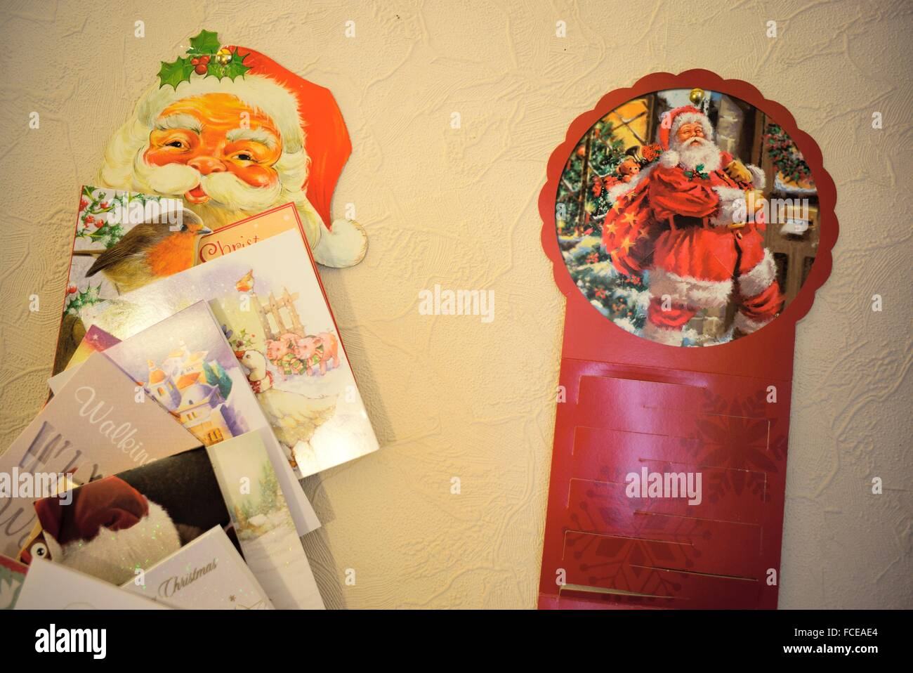 Magnificent Santa Claus Wall Art Image Collection - Art & Wall Decor ...