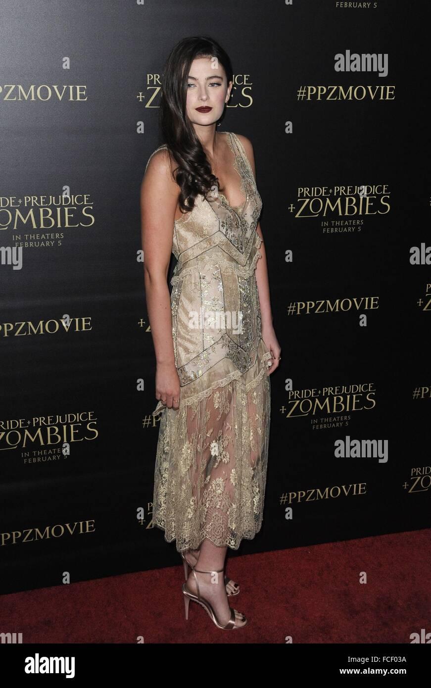 Exclusive: Actress Millie Brady Talks Red Carpet Prep