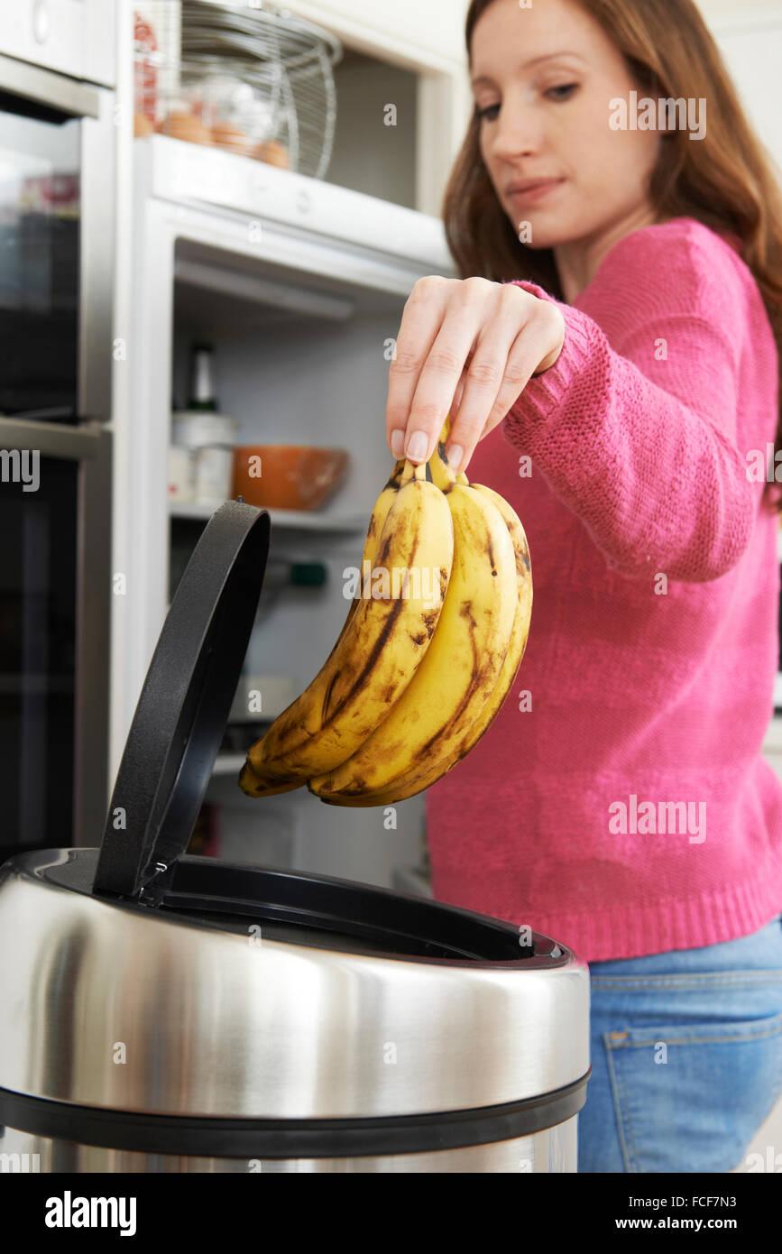 rotten bananas stock photos rotten bananas stock images. Black Bedroom Furniture Sets. Home Design Ideas