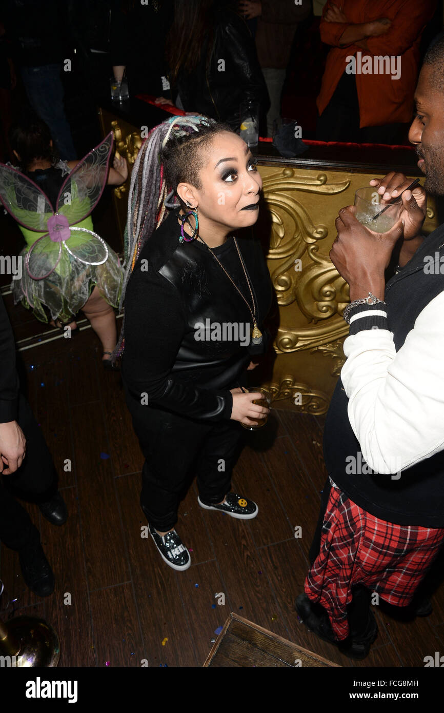 BeGlammed Did Her Make Over For The Birthday Party Featuring Raven Symone Where Los Angeles California United States When 22 Dec 2015