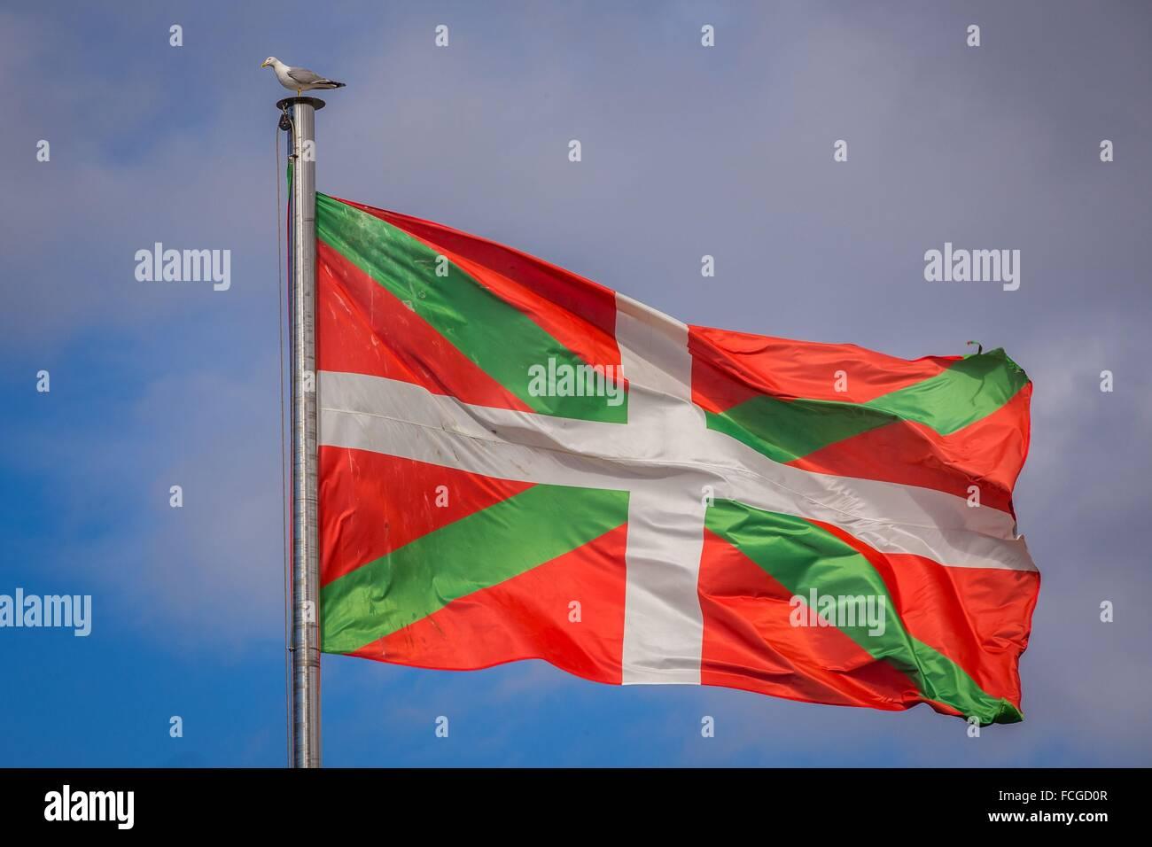 SAINT SEBASTIAN, DONOSTIA, 2016 EUROPEAN CAPITAL OF CULTURE, BASQUE COUNTRY, SPAIN - Stock Image