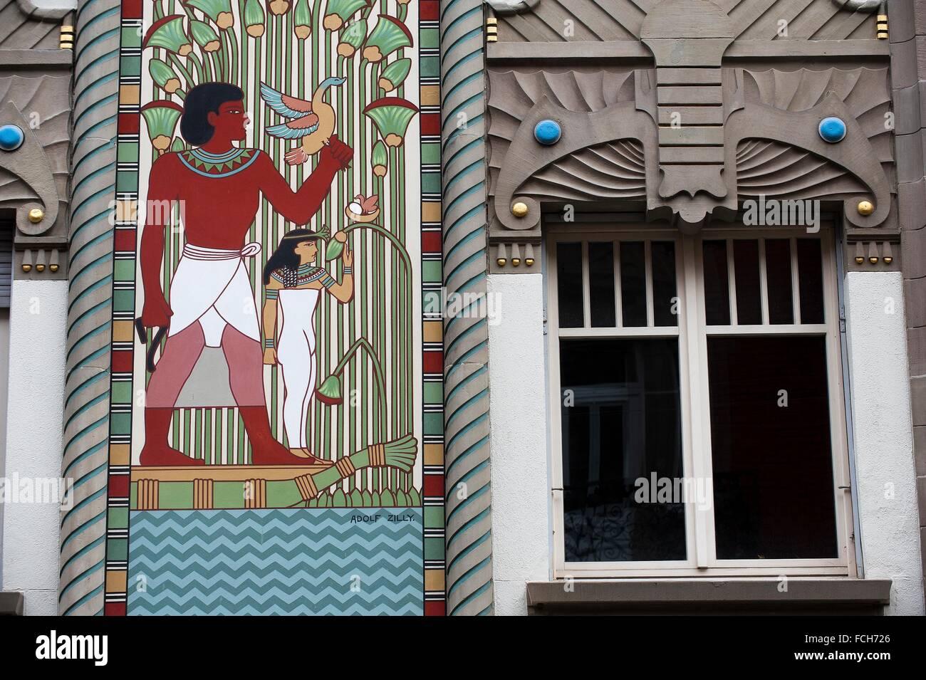 Decor Art Nouveau Stock Photos Decor Art Nouveau Stock Images Alamy