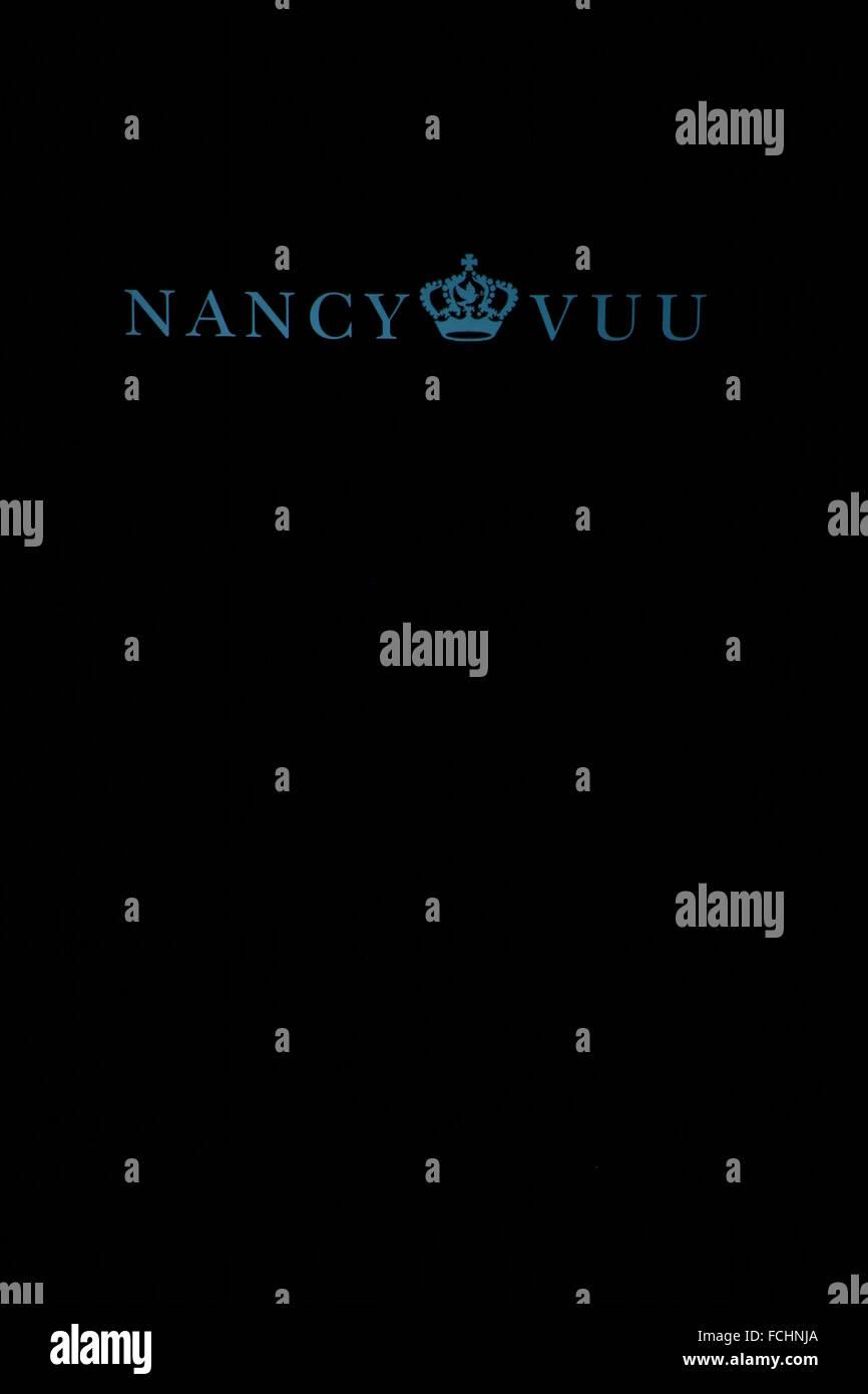 New York Ny September 10 Runway Background During The Nancy Vuu