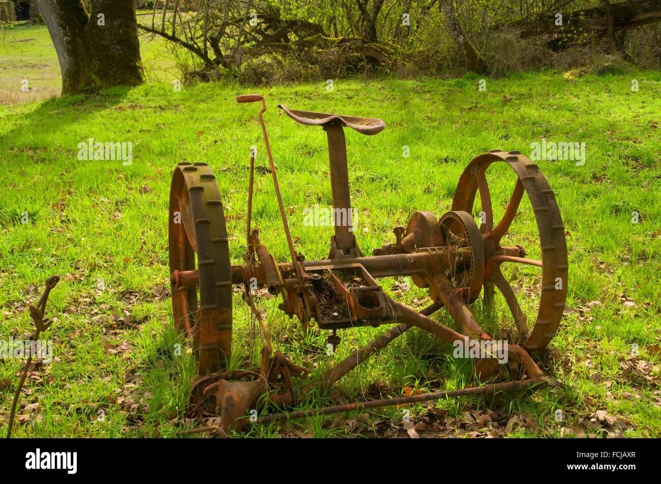 Antique Farm Equipment Dorris Ranch Living History Filbert Farm