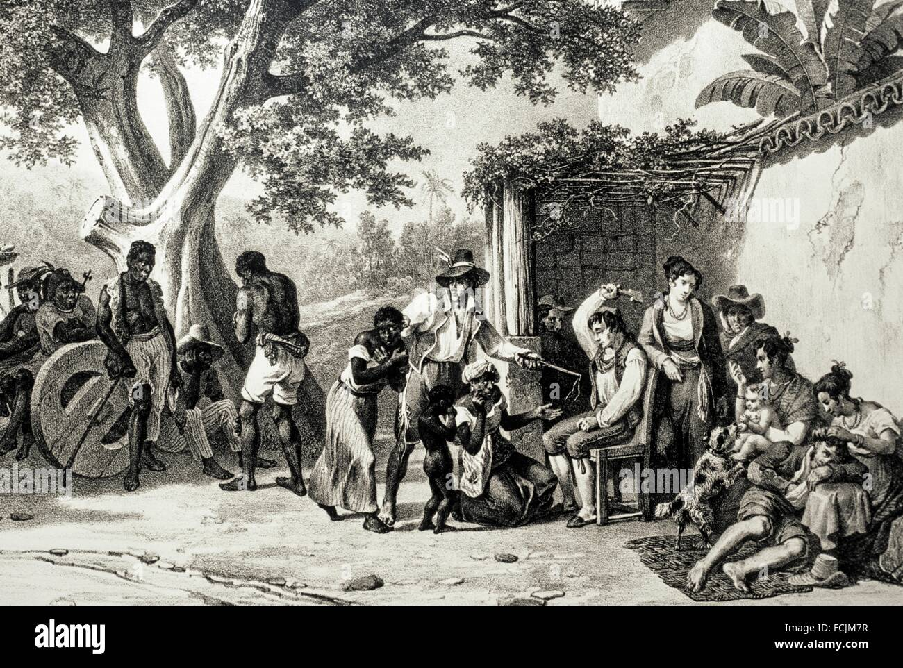 House of Negritude and Human Rights at Champagney, Haute-Saone department, Franche-Comte region of eastern France, - Stock Image