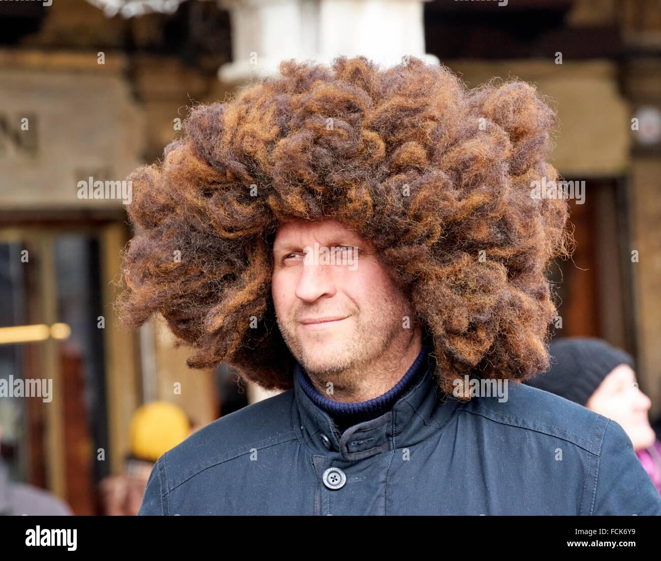 Man with wig 6606b01fb