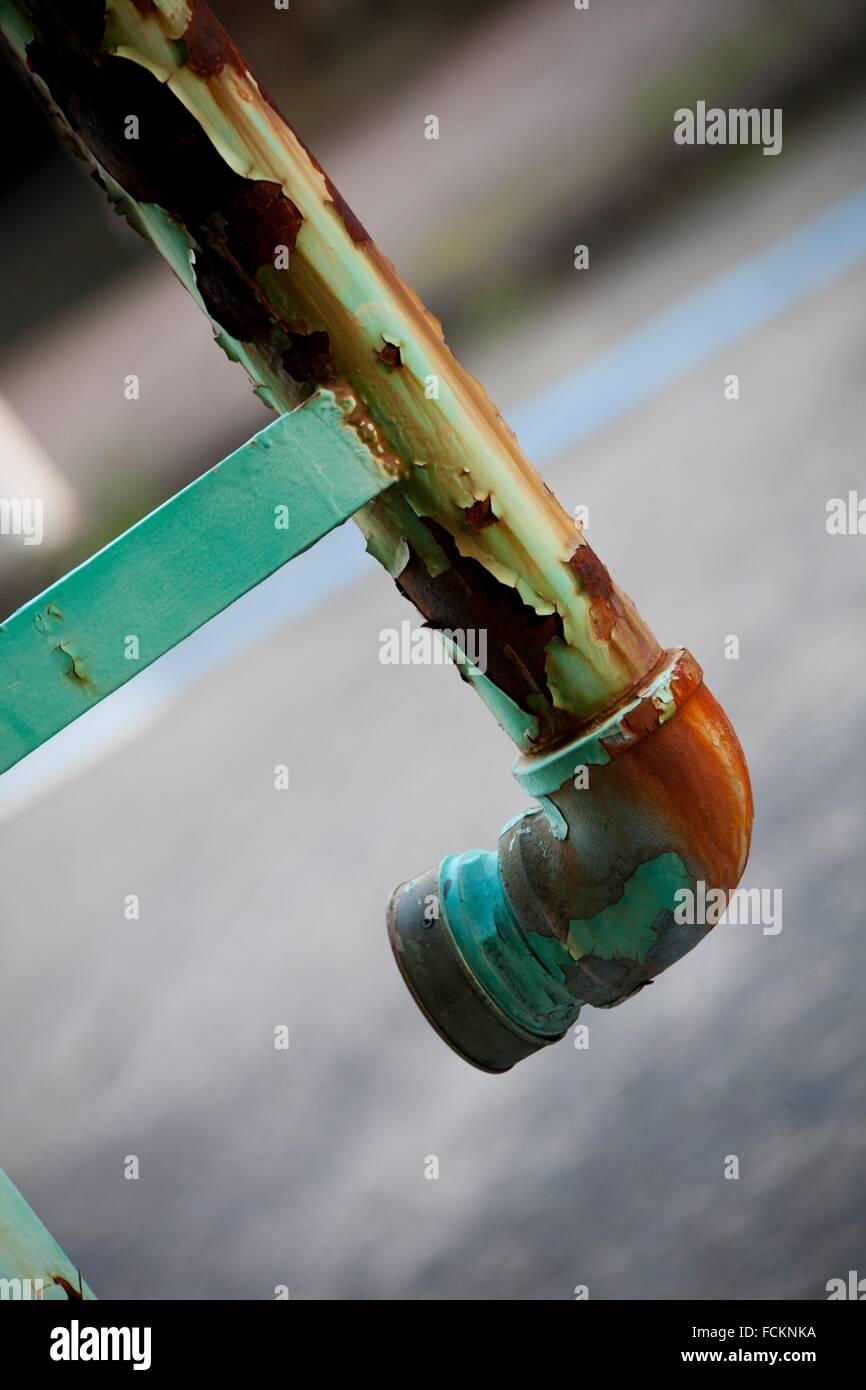 Drainpipe - Stock Image