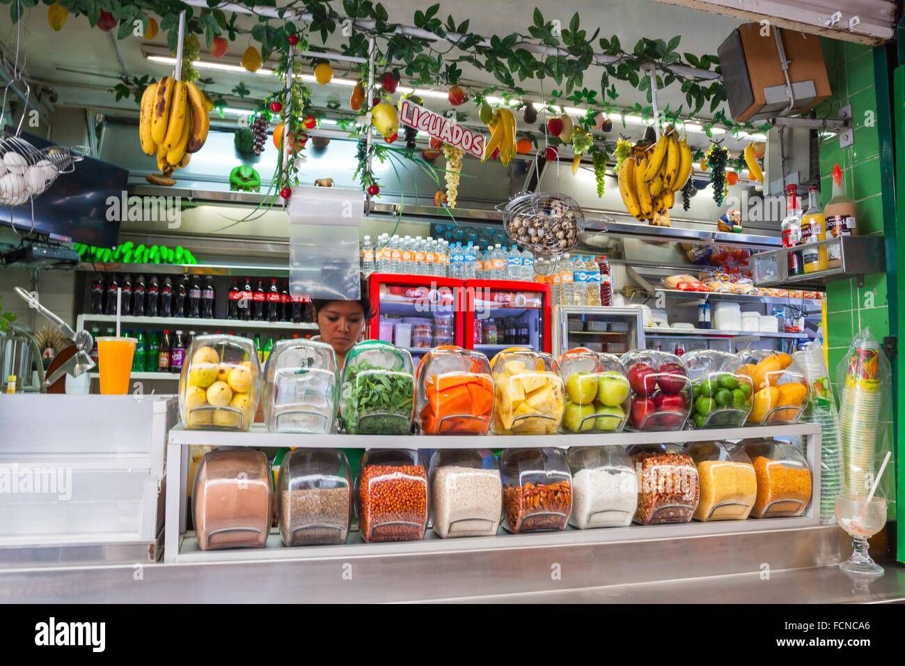 Fruit Juice Shop Interior Design