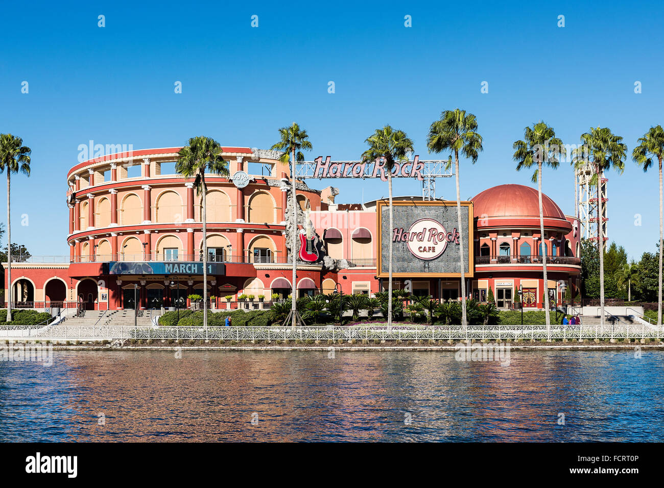 Hard Rock Cafe Universal Orlando Resort