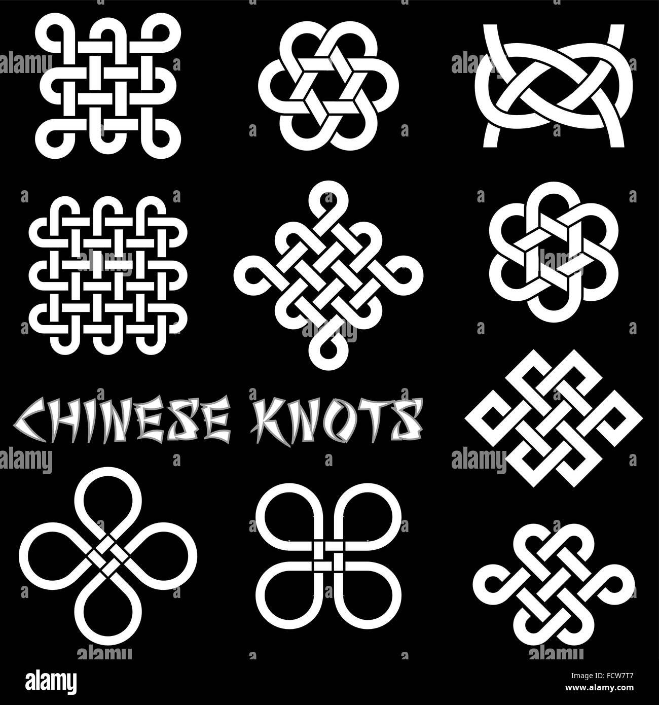 Endless Knot Stock Photos Endless Knot Stock Images Alamy