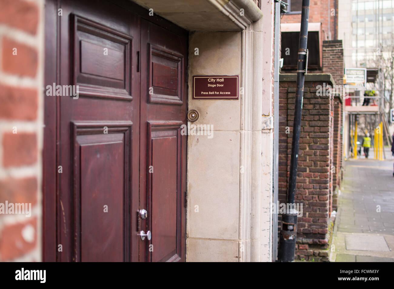 Chubby brown newcastle city hall — img 11