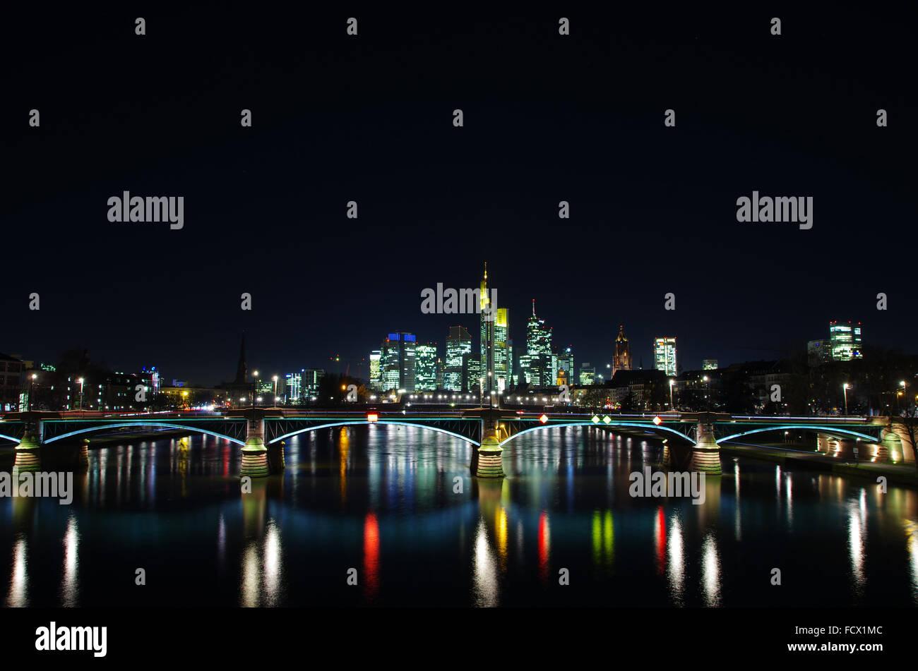 Frankfurt - Stock Image