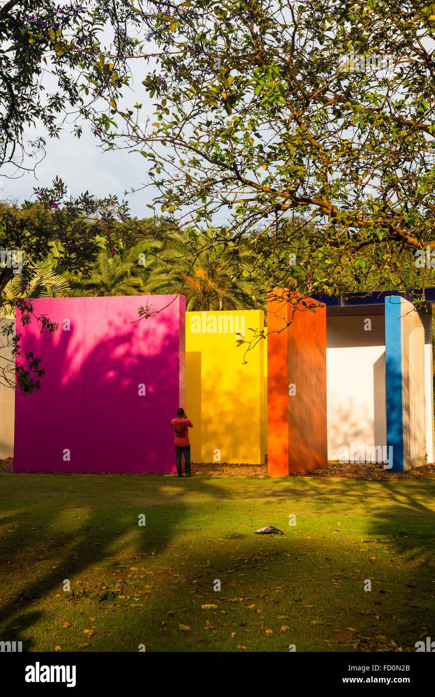 Art Installation Outdoors Stock Photos & Art Installation Outdoors ...