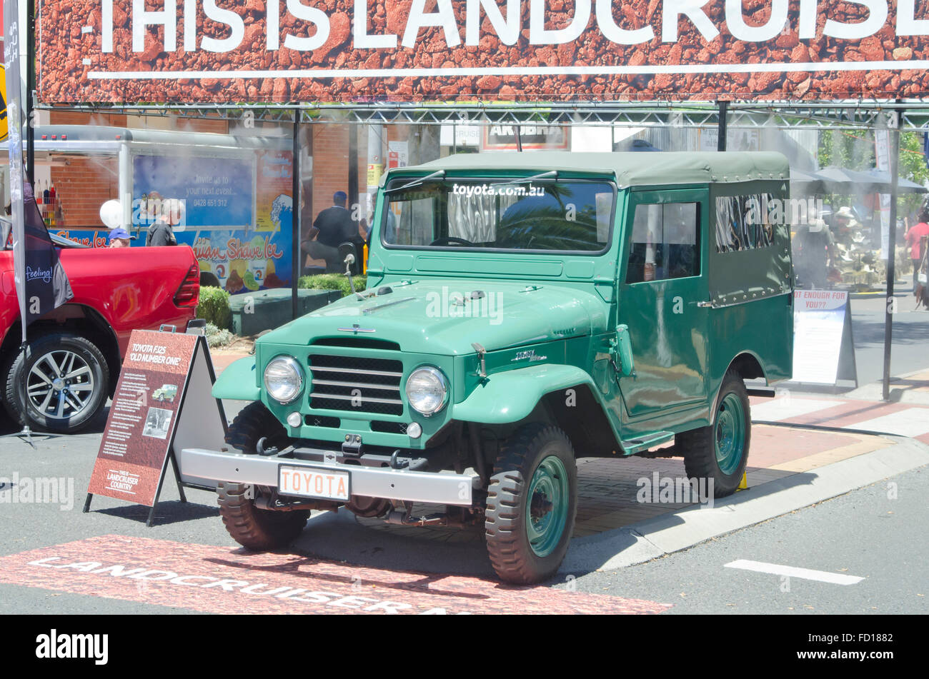 Classic Toyota Stock Photos Images Alamy Land Cruiser 1960 77 A Restored 1958 Fj25 Cruiserone Of The First Imported Into Australia