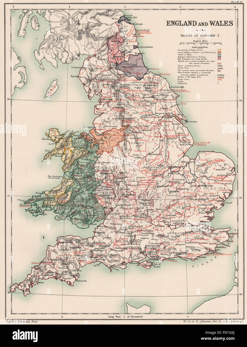 ENGLAND & WALES OF KING EDWARD I: Family names shires battles, 1902 on counties in england, norwich england, hull england, newcastle england, reading england, northumberland england, cumbria england, norfolk england, world map england, wessex england, sunderland england, lincolnshire england, blackpool england, cornwall england, leeds england, broadchurch england, hastings england, castles in england, wiltshire england, surrey england,