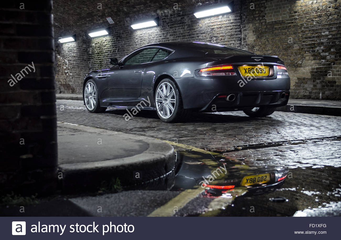 Aston Martin DBS - Stock Image