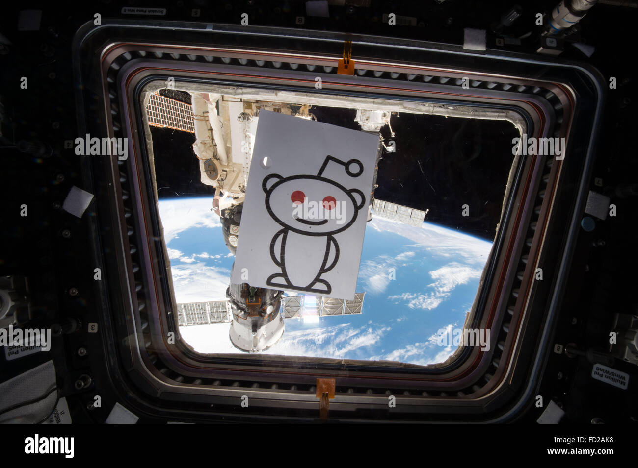 Cupola Iss Stock Photos & Cupola Iss Stock Images - Alamy
