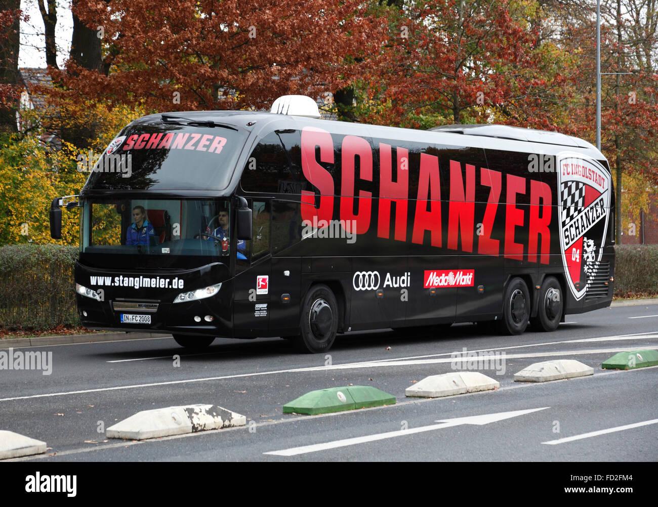 Fc Ingolstadt Bus