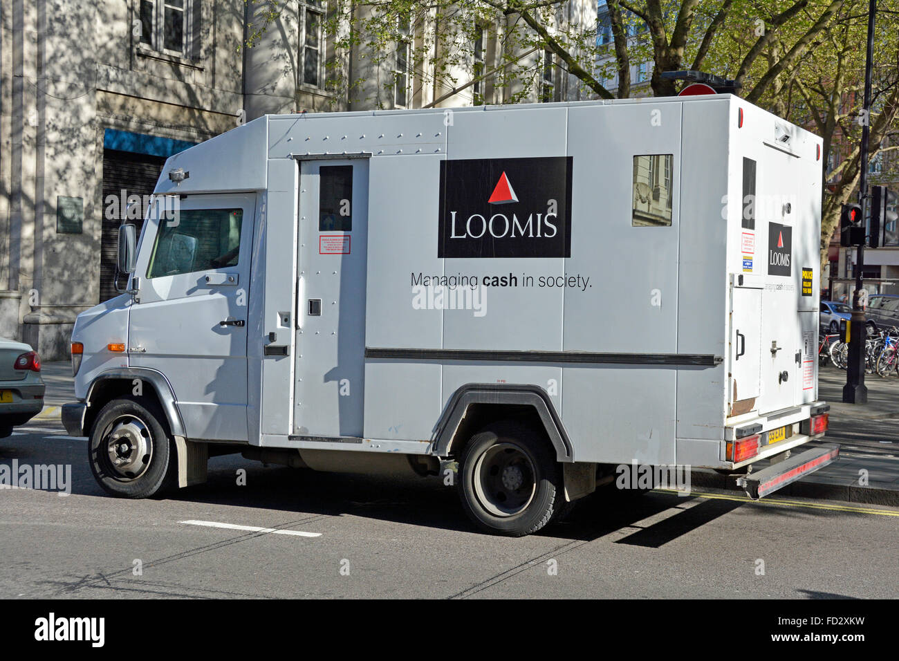 6f382ab5e3a83c Security Van Stock Photos   Security Van Stock Images - Alamy