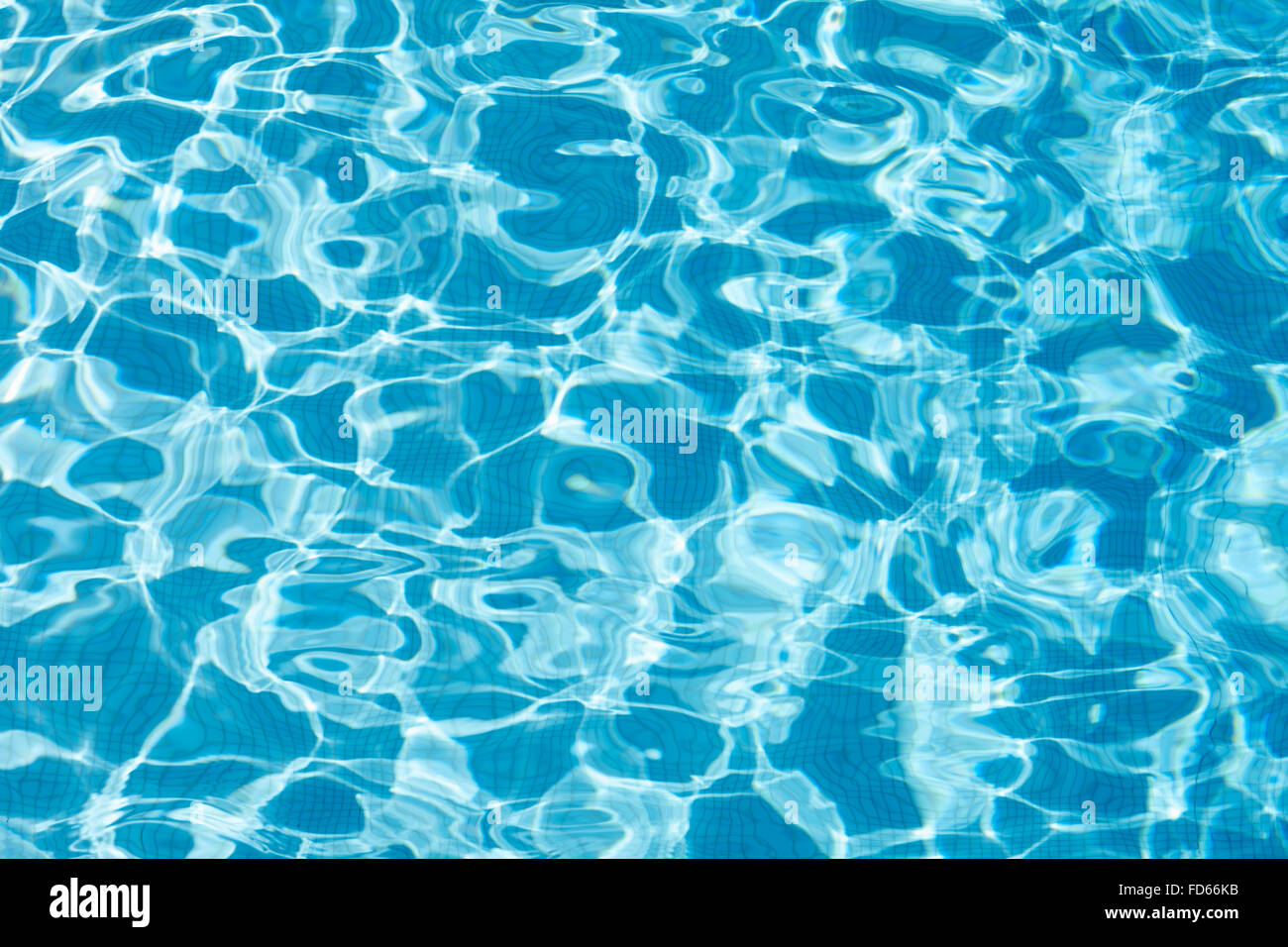 Blue swimming pool water texture background in sunlight - How to make swimming pool water blue ...