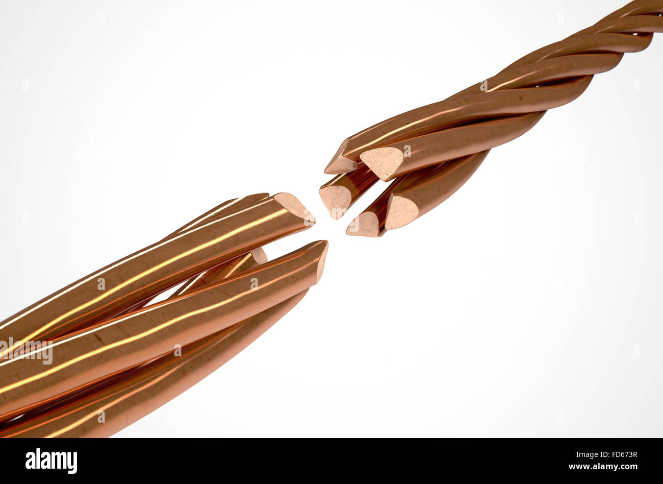 Disconnected Wire Stock Photos & Disconnected Wire Stock Images - Alamy