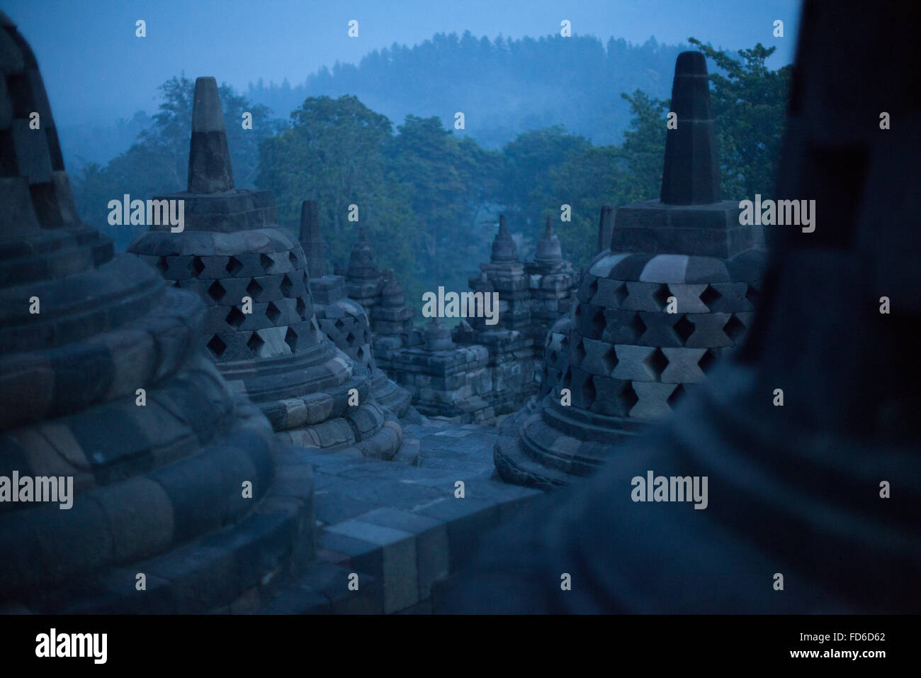 Built Structures Against Trees - Stock Image