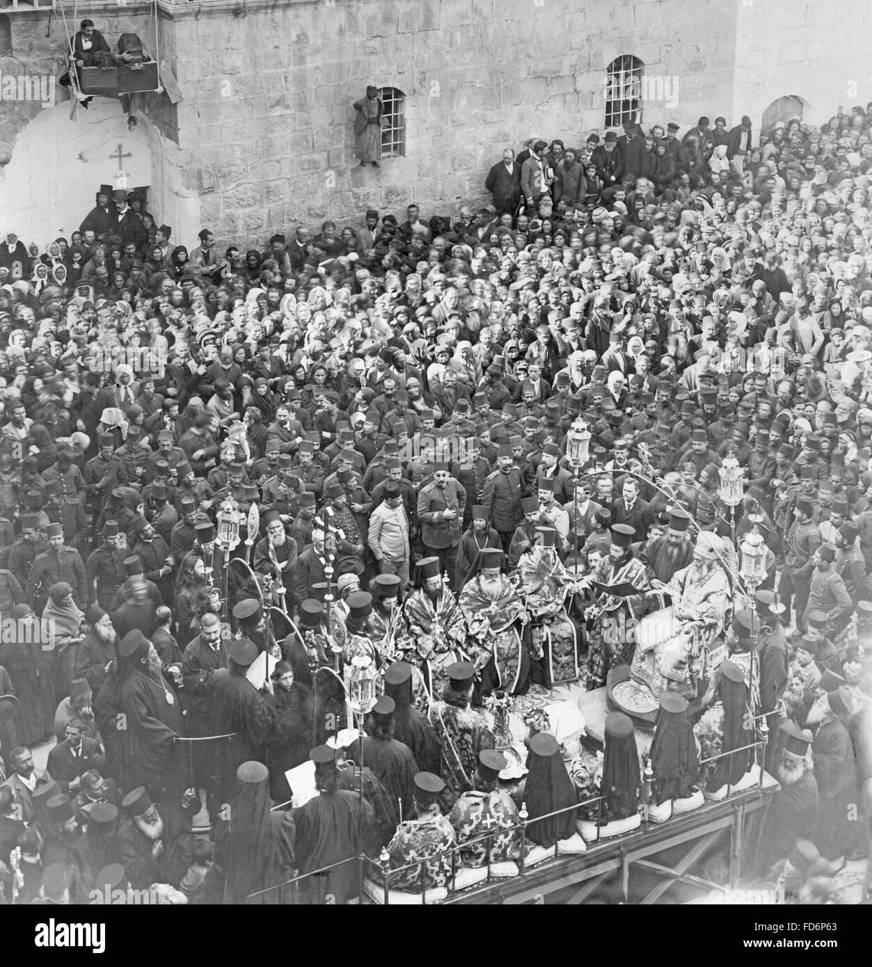 Palestine until 1948 - Stock Image