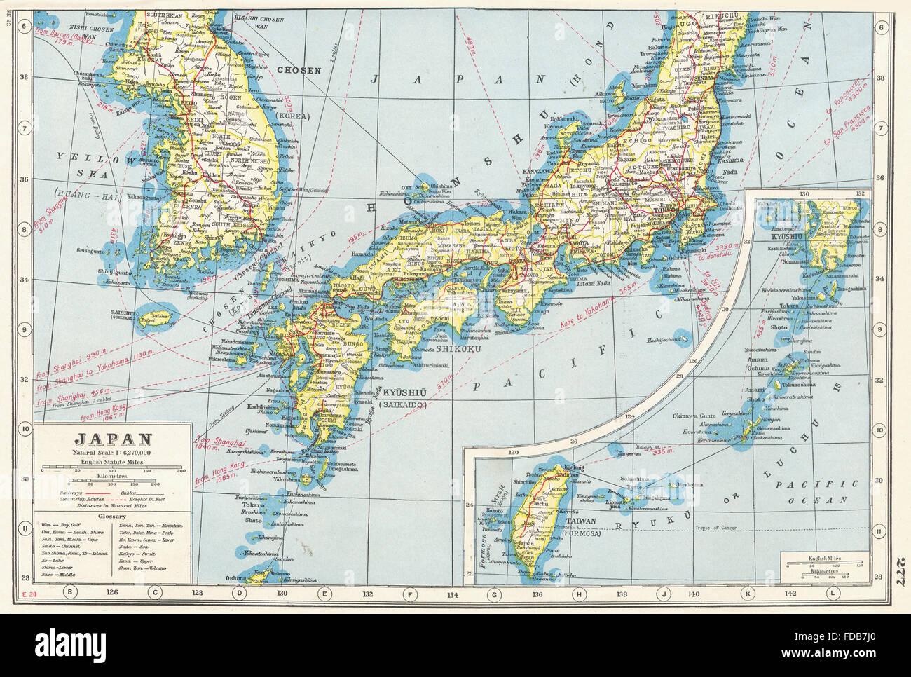 Southern japan korea formosa south korea taiwan railways 1920 southern japan korea formosa south korea taiwan railways 1920 vintage map gumiabroncs Images