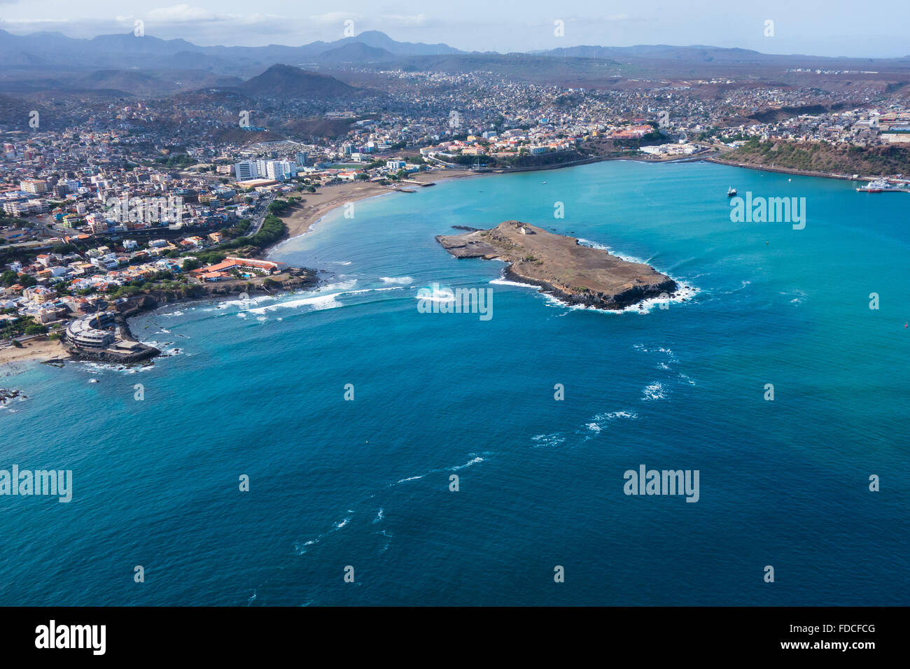 Cape Verde Islands Capital City