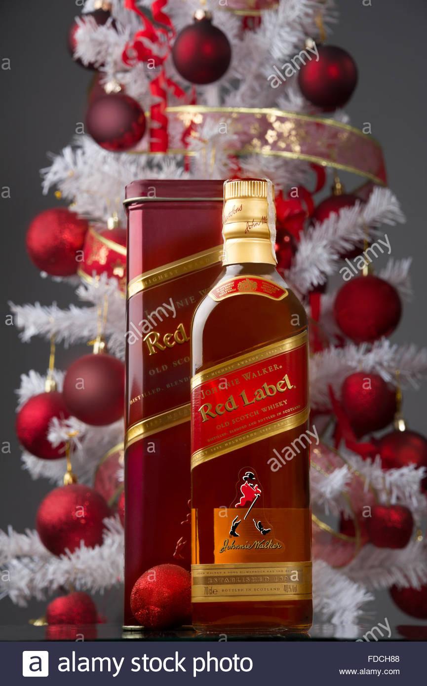 Kostinbrod Citybulgaria January 5 2015 Metal Box And Bottle Of