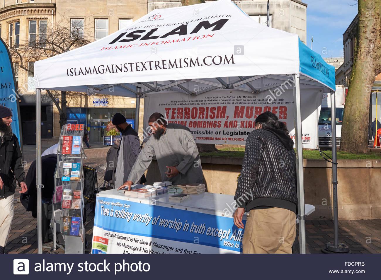 islam in nottingham