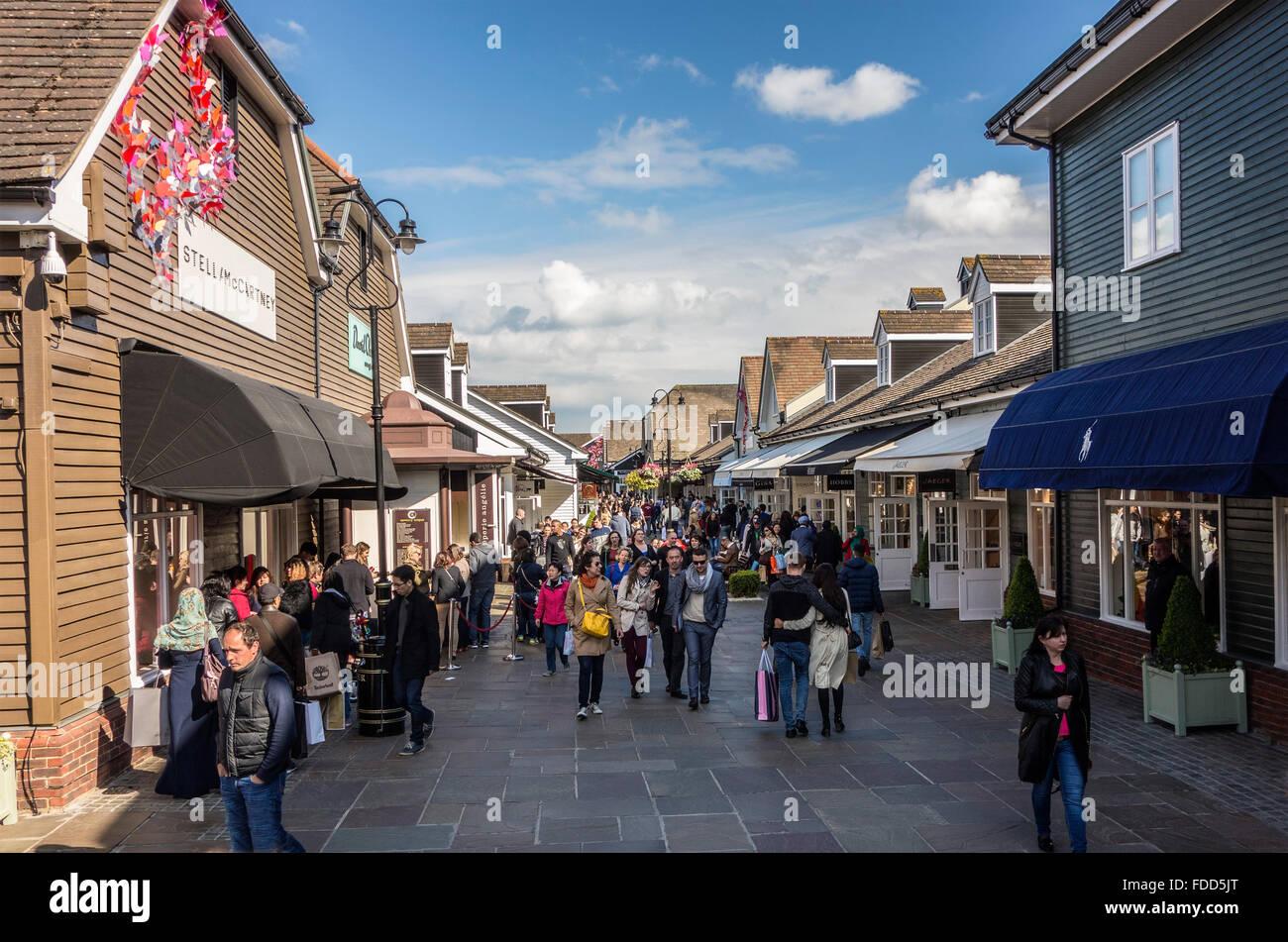 Bicester Village Outlet Shopping Centre near Oxford Oxfordshire England UK  Europe 102537fde0af5
