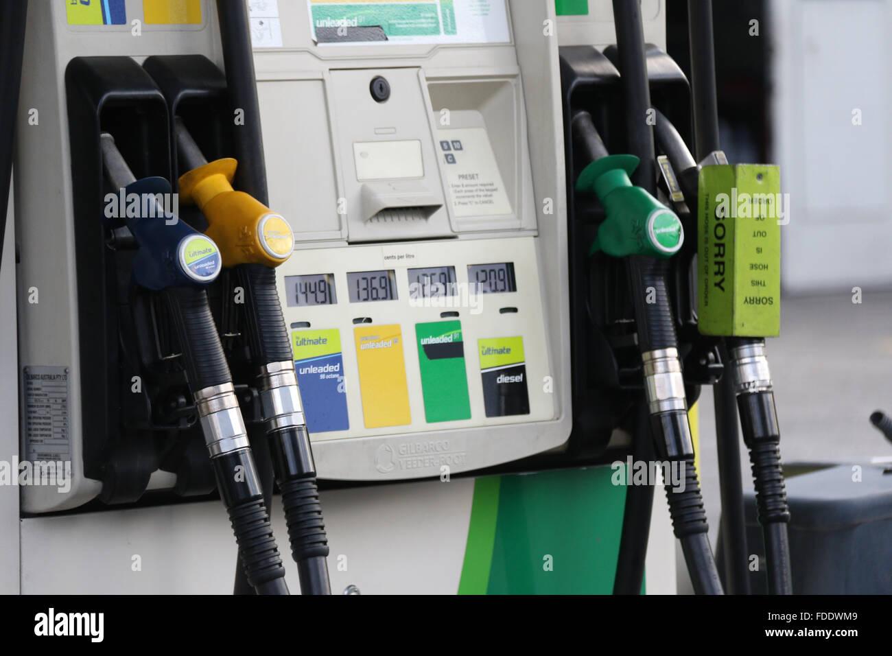Bp Gas Pump Stock Photos & Bp Gas Pump Stock Images - Alamy