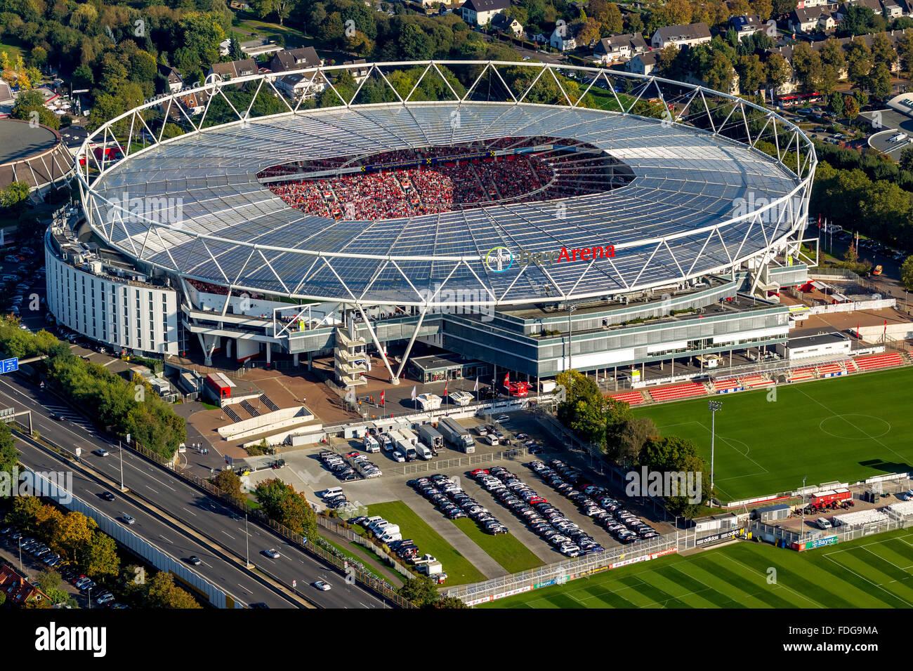 Bayer Leverkusen Stadion