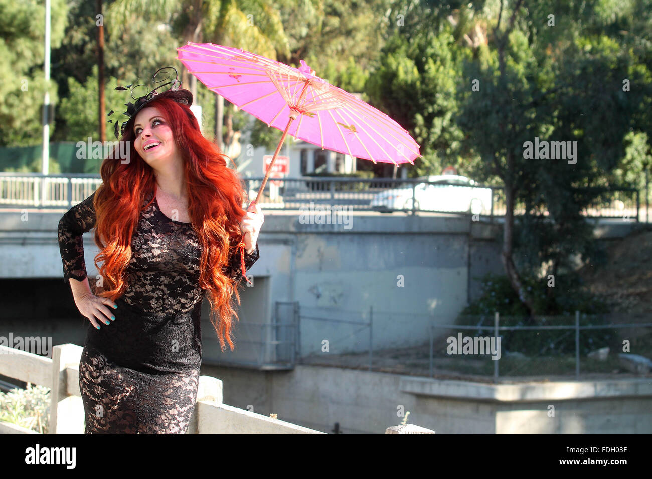 Phoebe Price on her way to a New Years Eve Party wearing a see-thru ...