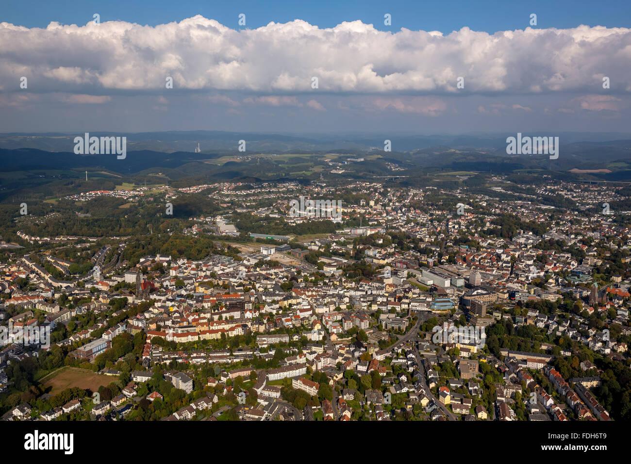 Phänomenta Lüdenscheid, only science center in NRW, Lüdenscheid, South Westphalia, North Rhine-Westphalia, - Stock Image