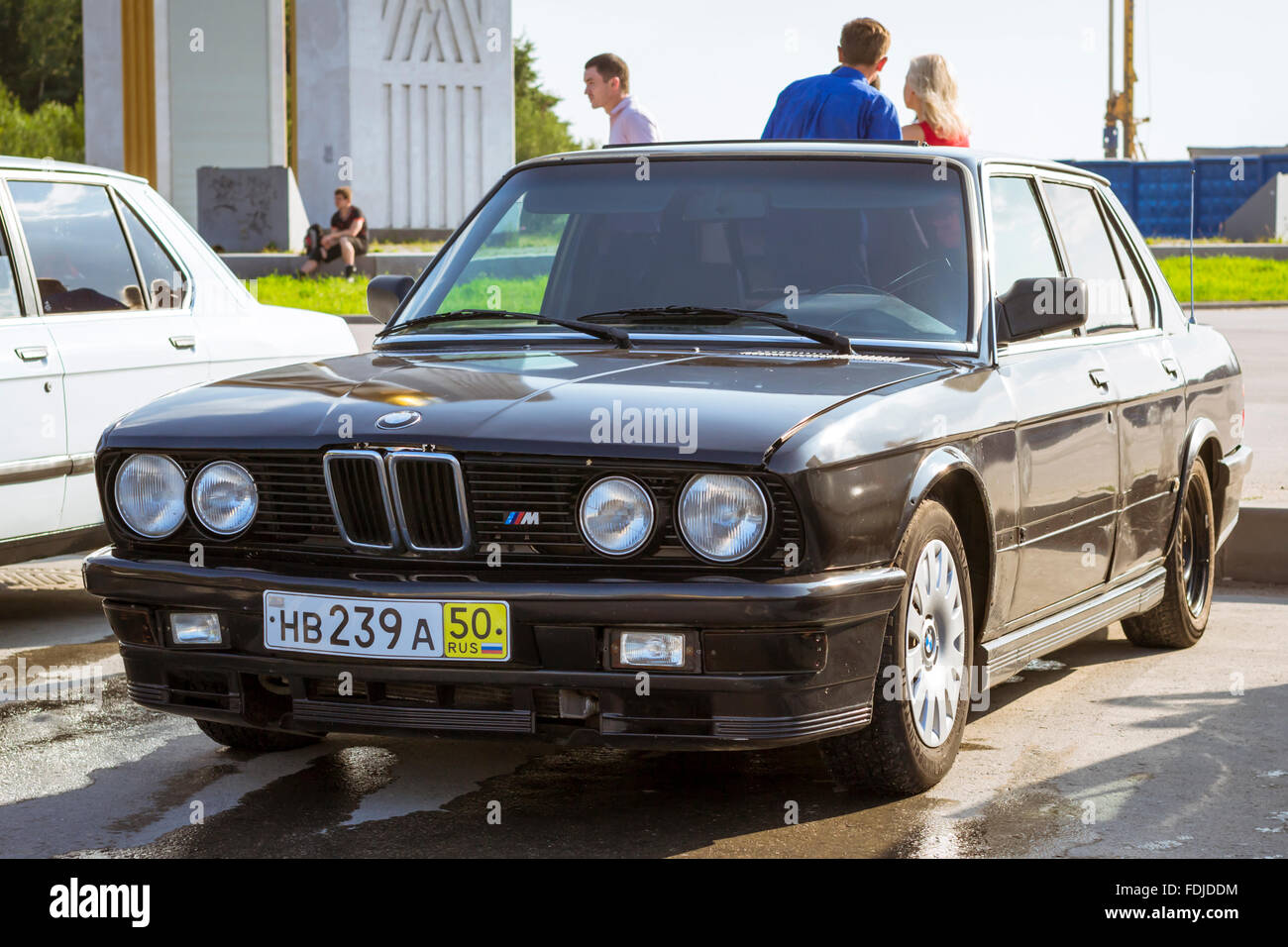 Bmw 3 Series E30 High Resolution Stock Photography And Images Alamy