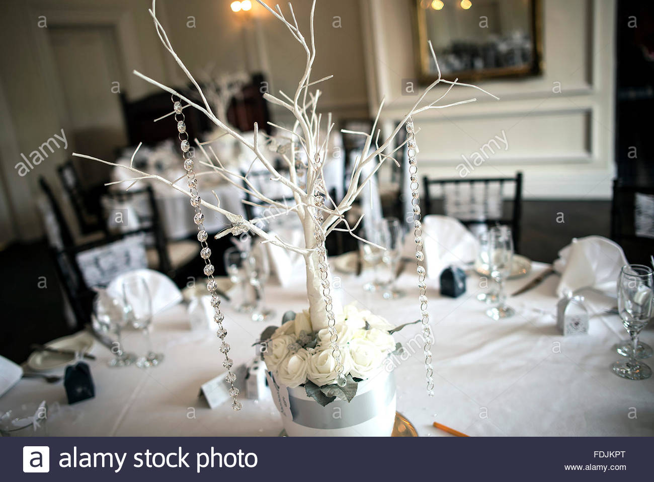 Wedding Table Settings Stock Photos Wedding Table Settings Stock