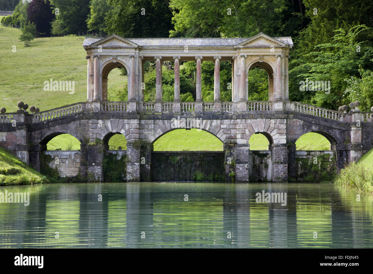 Prior Park Landscape Garden The palladian bridge at prior park landscape garden bath the the palladian bridge at prior park landscape garden bath the bridge was built in 1755 by richard jones and was the third such structure to be built in workwithnaturefo