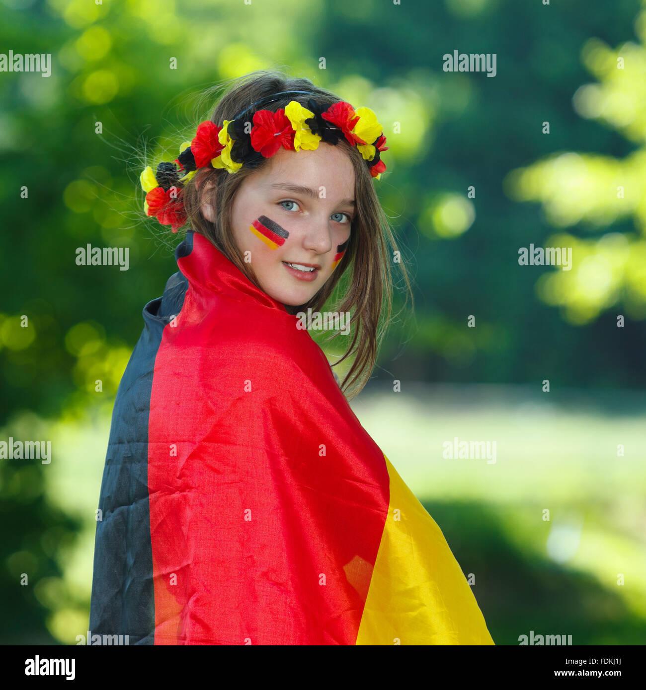 Girls german teen German teen