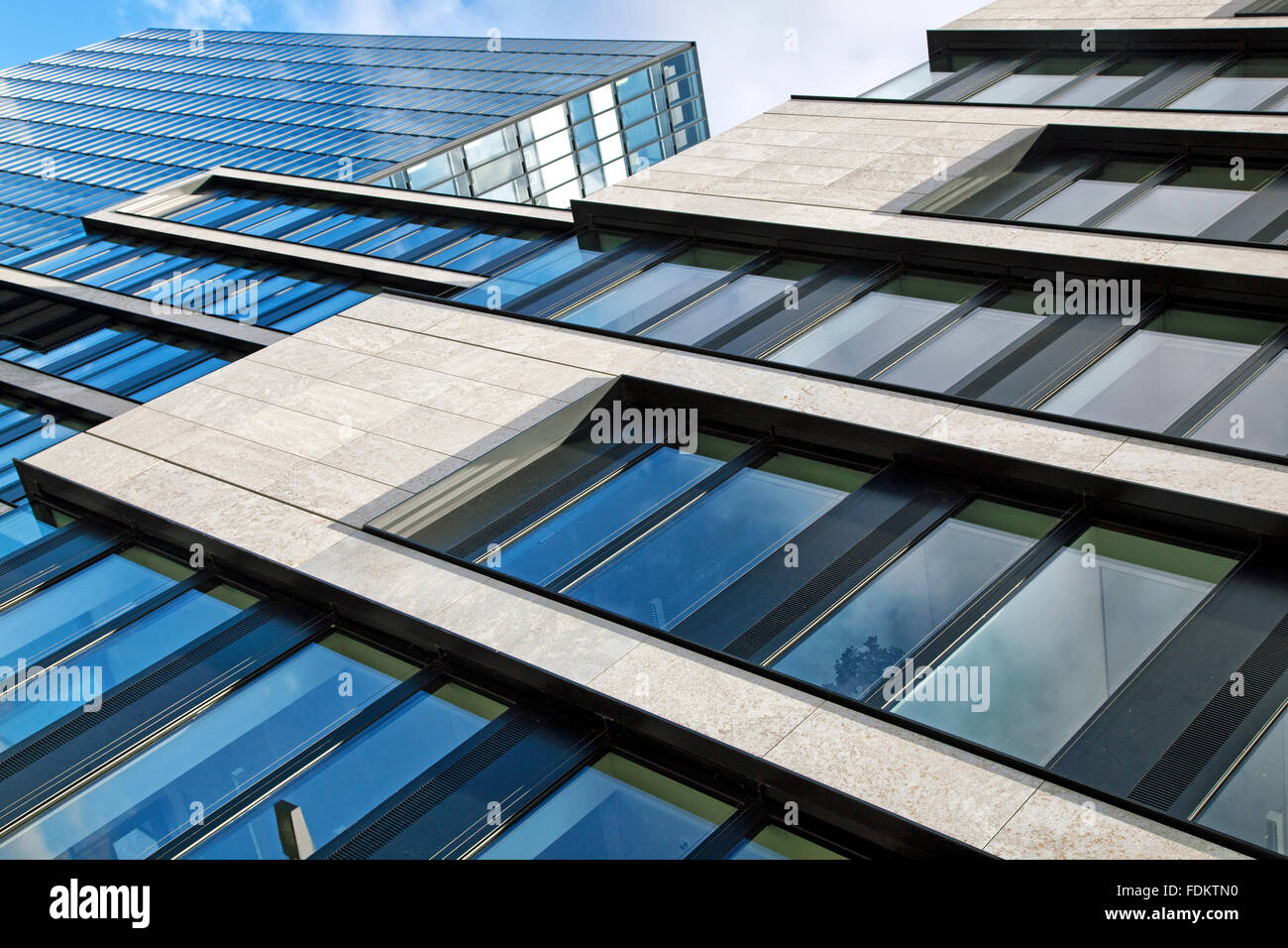 office building - Stock Image