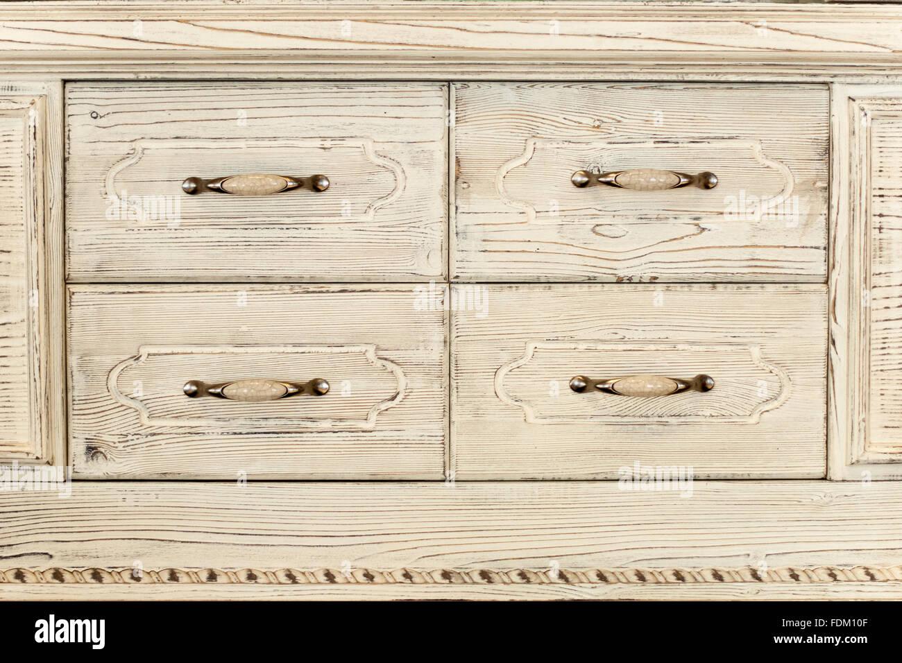 Wooden Kitchen Dresser Stock Photos & Wooden Kitchen Dresser Stock ...