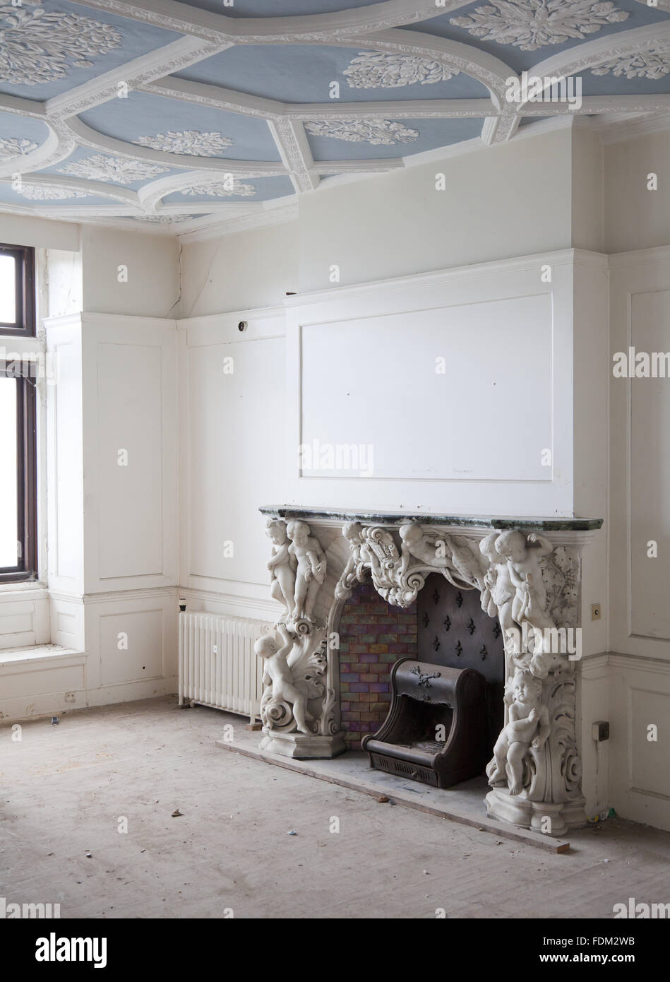 removing fireplace brick fireplaces white top soot painted awesome