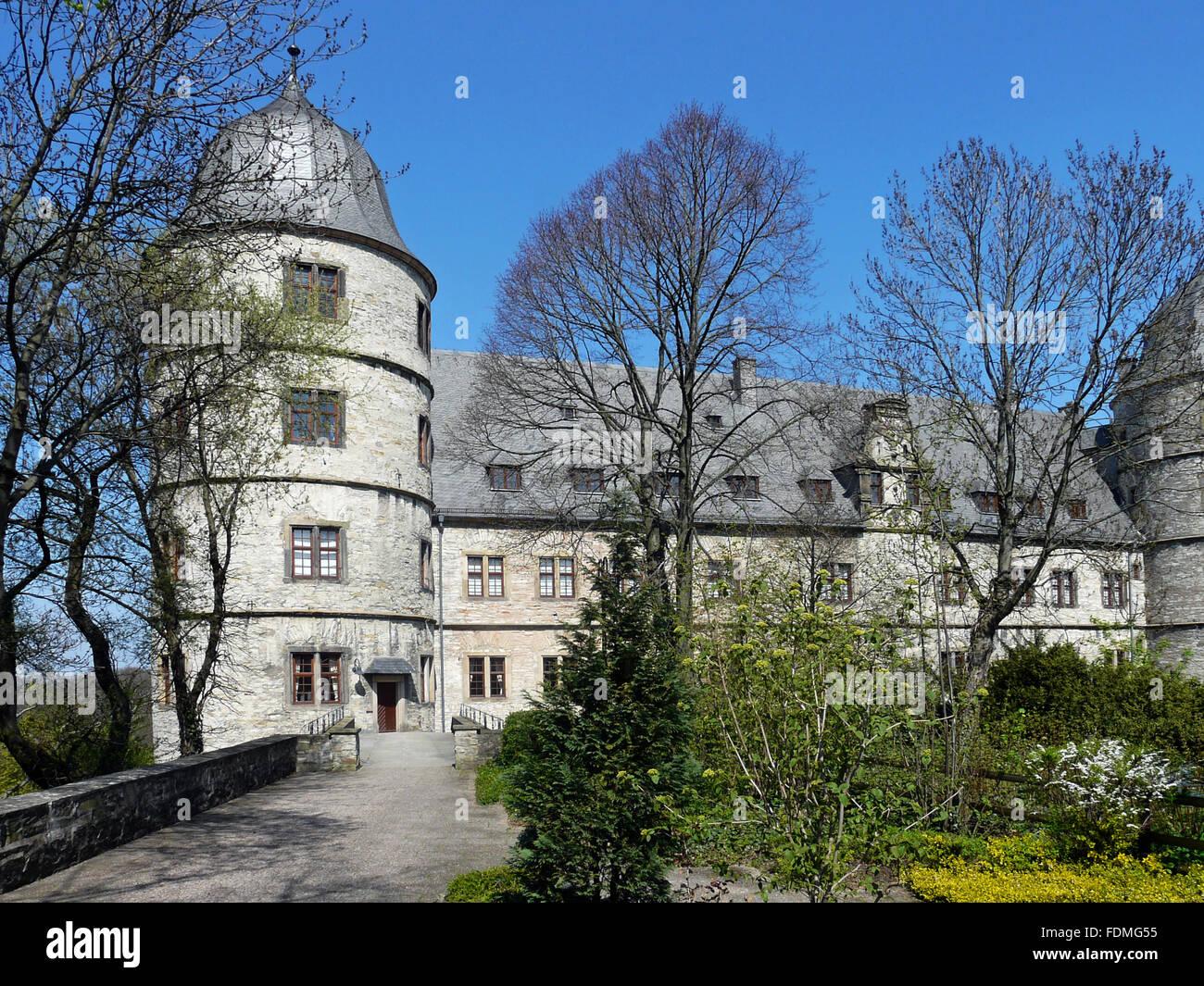 wewelsburg - Stock Image