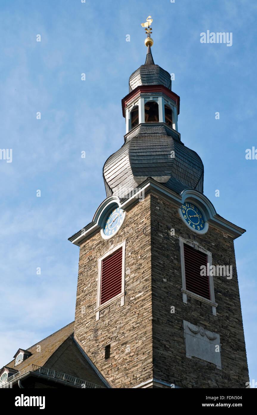 steeple - Stock Image