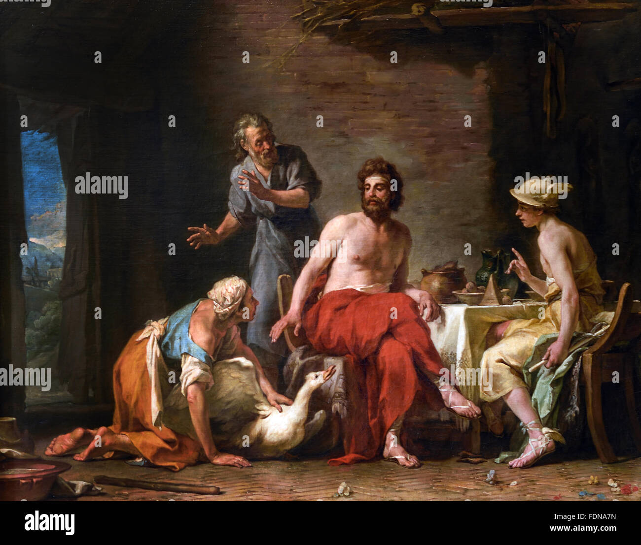 Philemon And Baucis Stock Photos & Philemon And Baucis ...