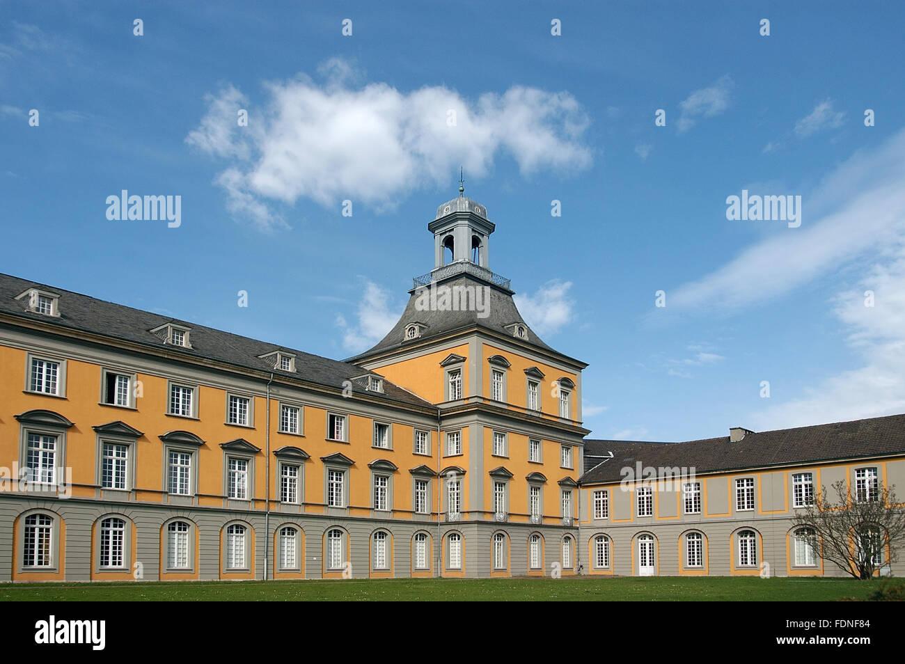 bonn,university - Stock Image