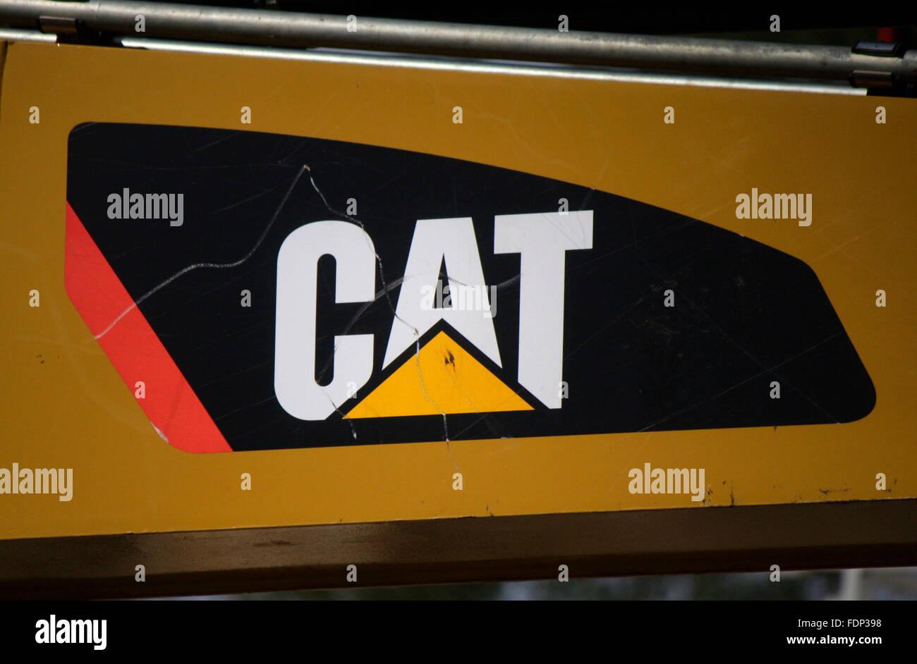 Markenname cat caterpillar berlin