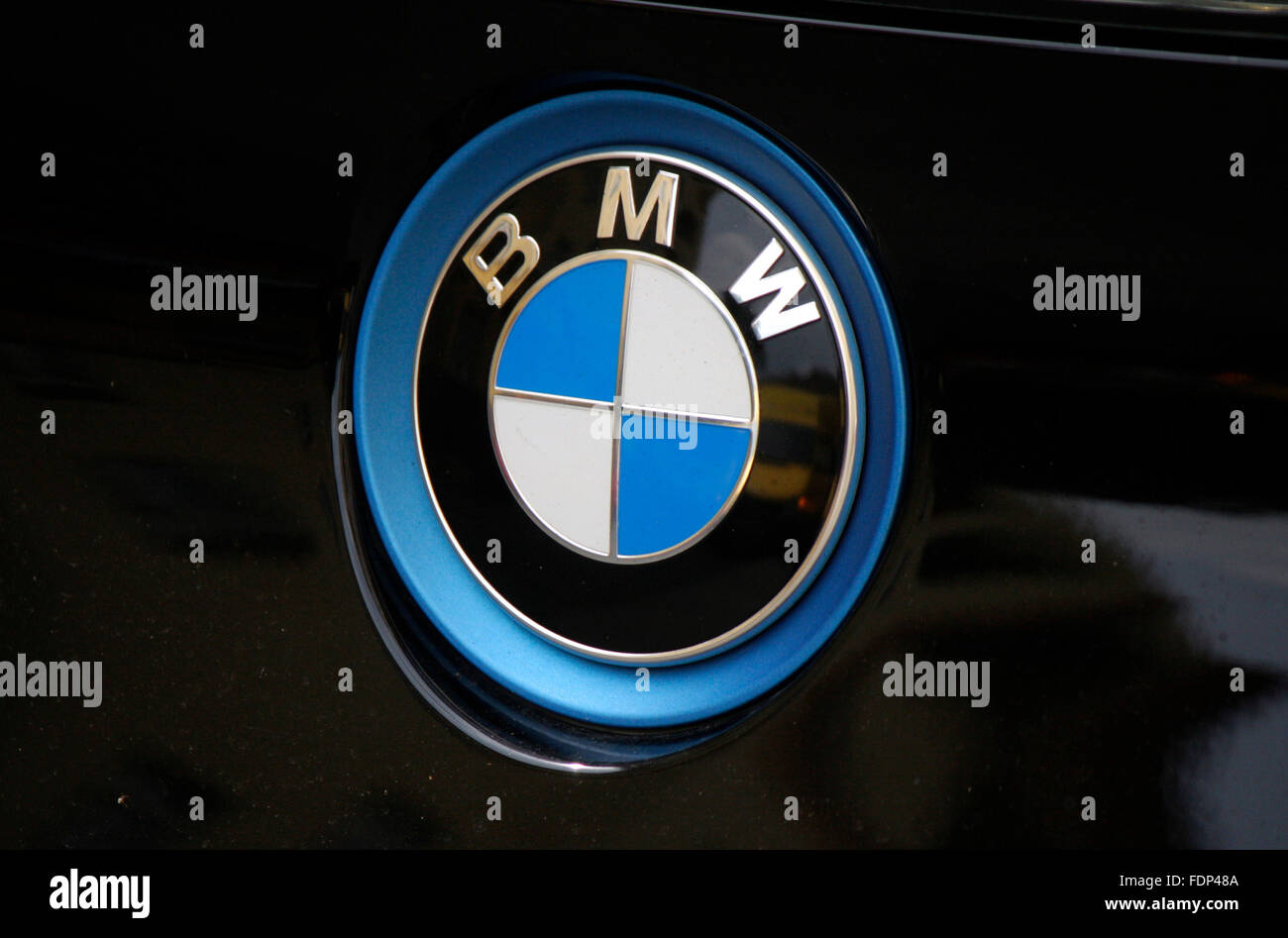 Markenname: 'BMW', Berlin. - Stock Image