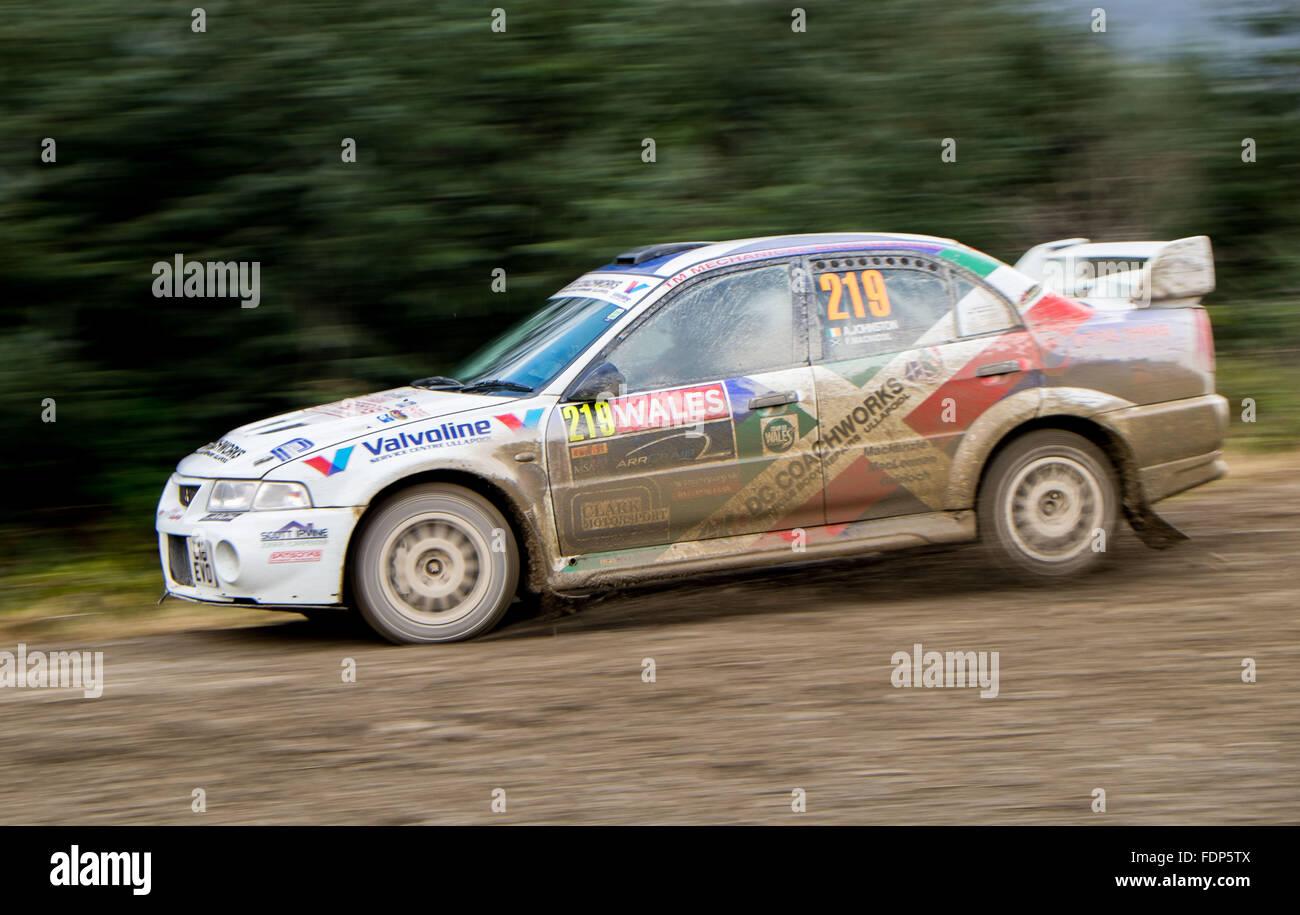 Mitsubishi Rally Car Stock Photos & Mitsubishi Rally Car Stock ...